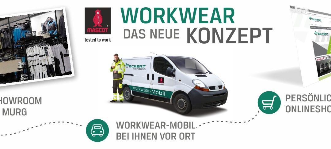 Das neue Workwear Konzept